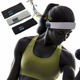 Smart Bluetooth Sports Headband:Apparel:Trendy Fitness Essentials
