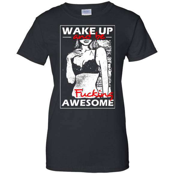Be Awesome Apparel Collection:Apparel:Trendy Fitness Essentials