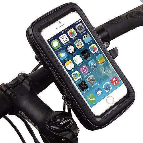 Bike Handlebar Waterproof Phone Holder:Holder:Trendy Fitness Essentials