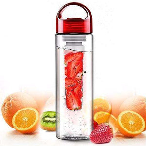 Fruit Infuser Water Bottle | 24 oz:Safety Gear:Trendy Fitness Essentials