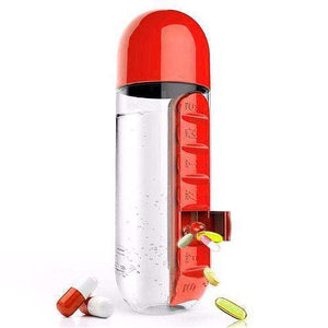 Multifunctional Sports Water Bottle | 20 oz:Safety Gear:Trendy Fitness Essentials