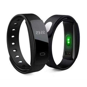 Smart OLED BP/HR Fitness Bracelet:Gadget:Trendy Fitness Essentials