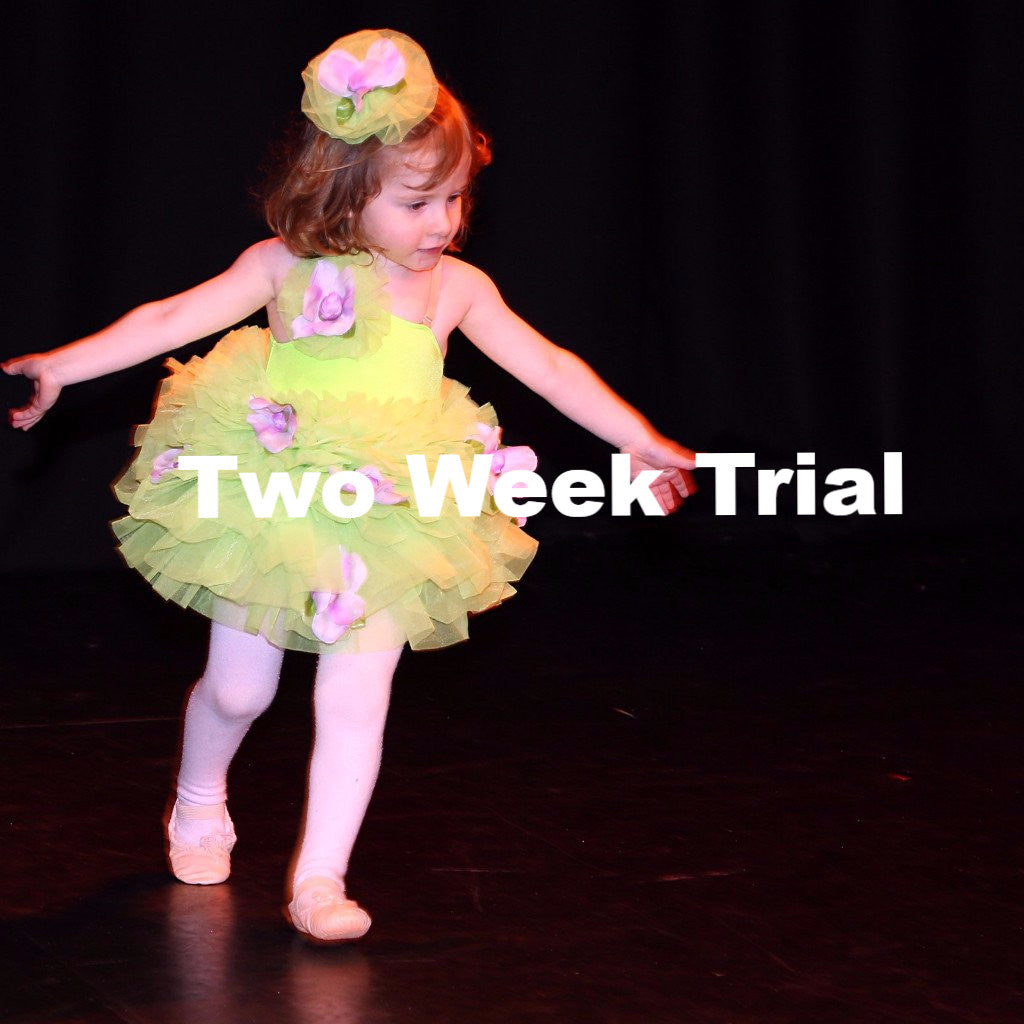 Tutu's for Two's SPRING 2020 - Trial