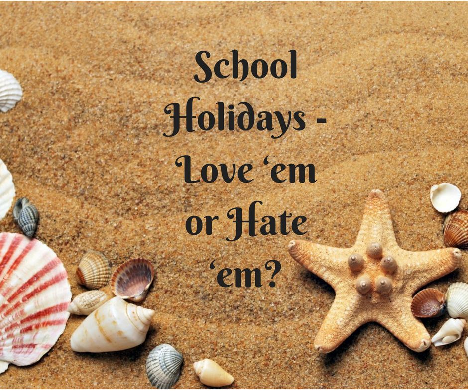 4eff7e86f61 School Holidays - Love 'em or Hate 'em? – Slate & Rose