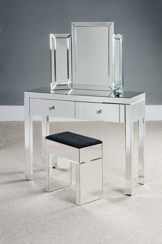 How Easy Is Mirrored Furniture.