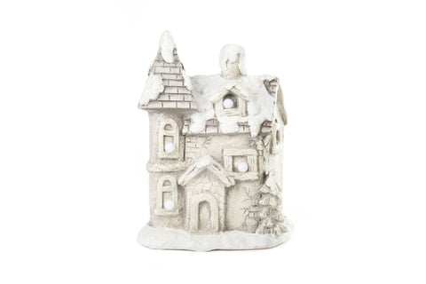 Enchanteur Detached House With LED Lights - Height 38cm