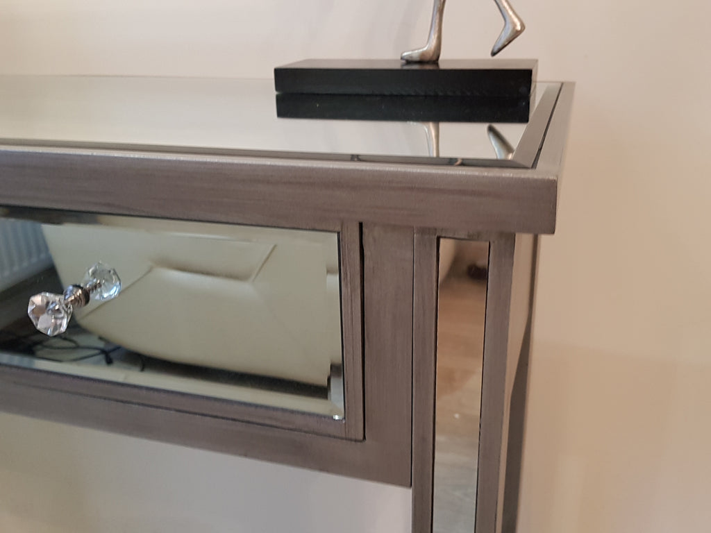Dalton Mirrored Console Table