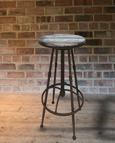 Industrial Chic Bar Table