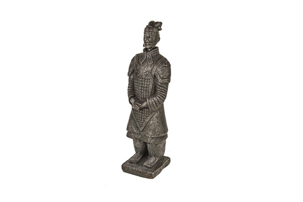 Garden Ornament General Wen The Small Standing Terracotta Army
