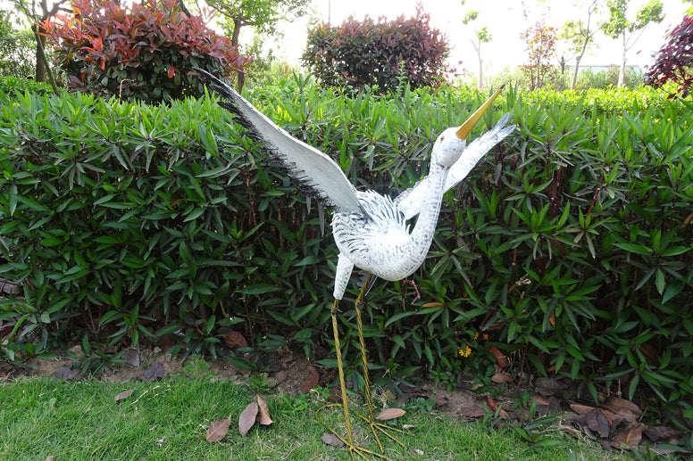 Garden Ornament Henry the Heron