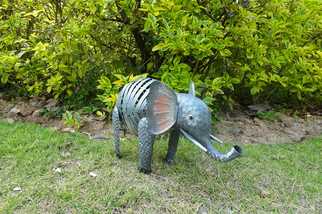 Garden Ornament Eddie The Baby Elephant