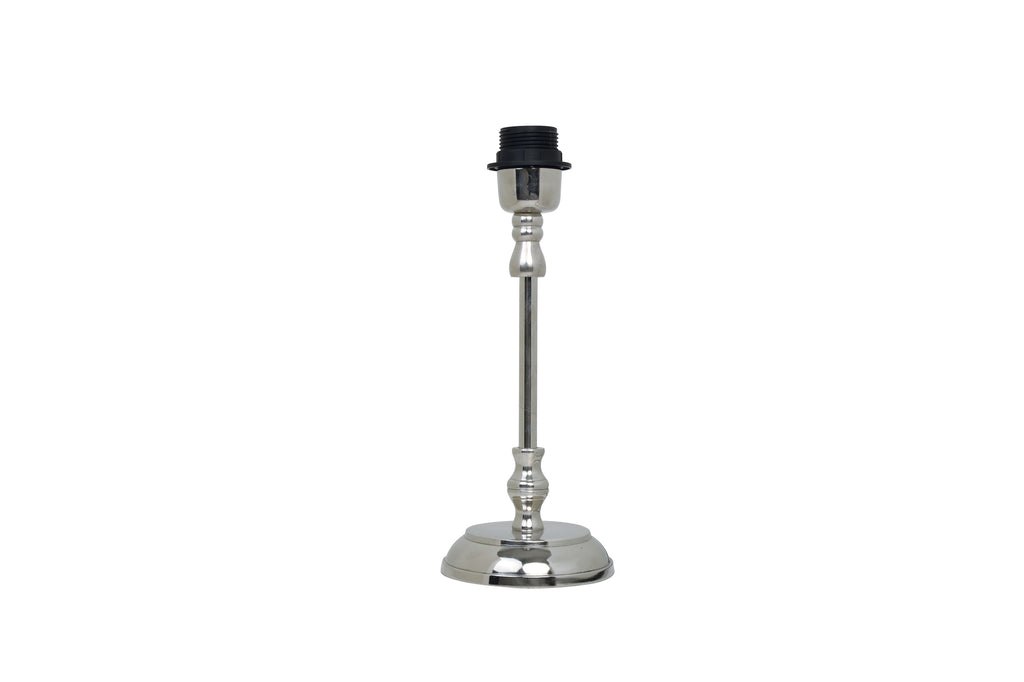 Mithun Nickle Lamp Base -