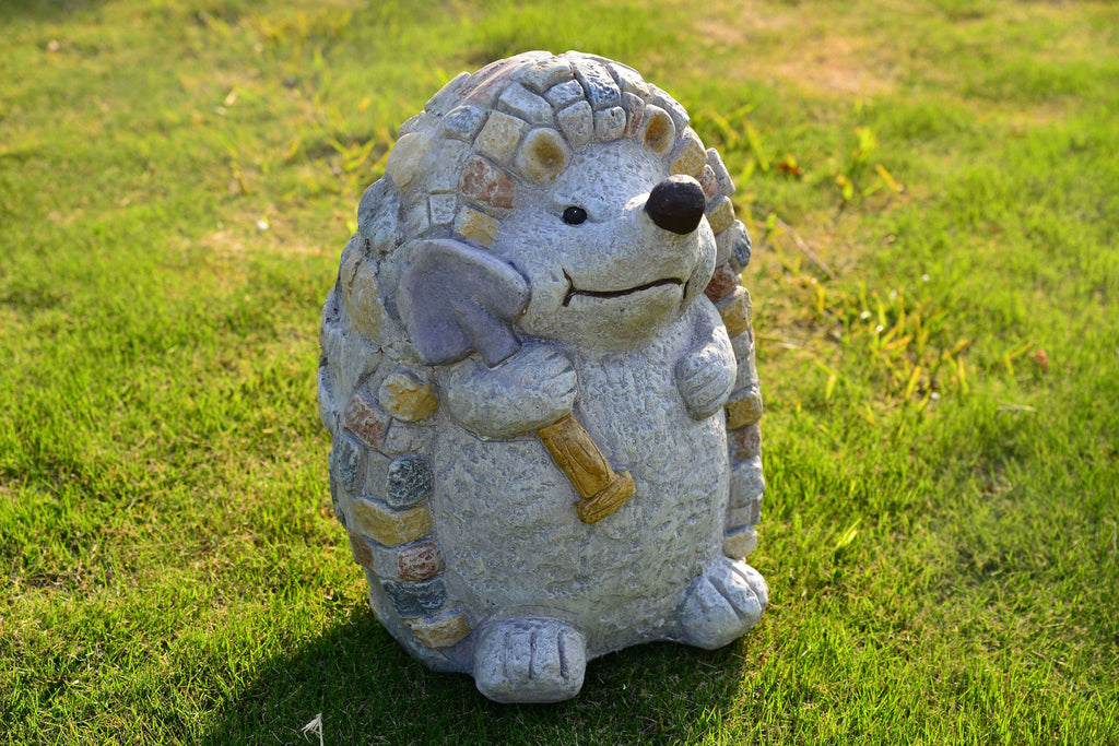Garden Ornament Henrietta The Hedghog