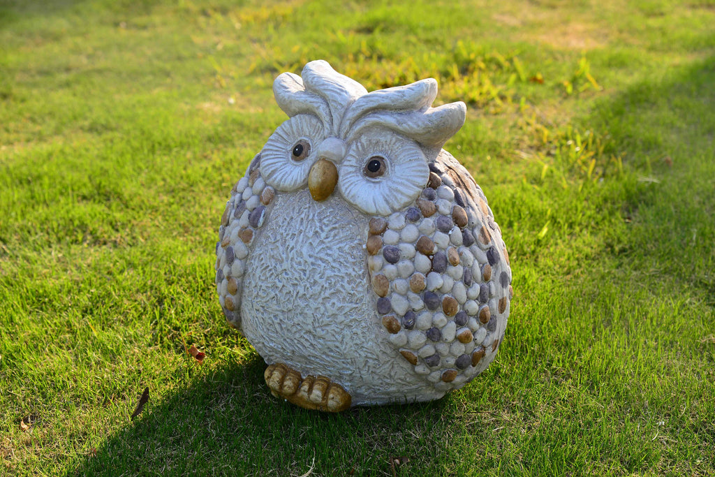 Garden Ornament Ollie The Owl