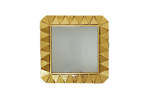 Gold Speckled Mirror