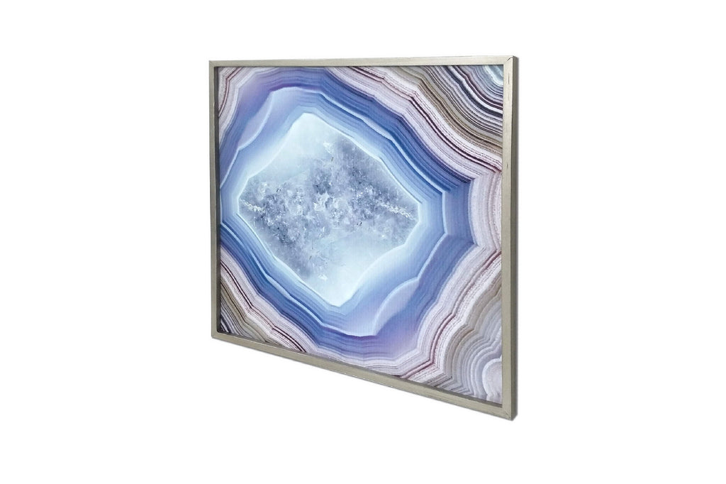 Marble Effect Canvas Wall Art