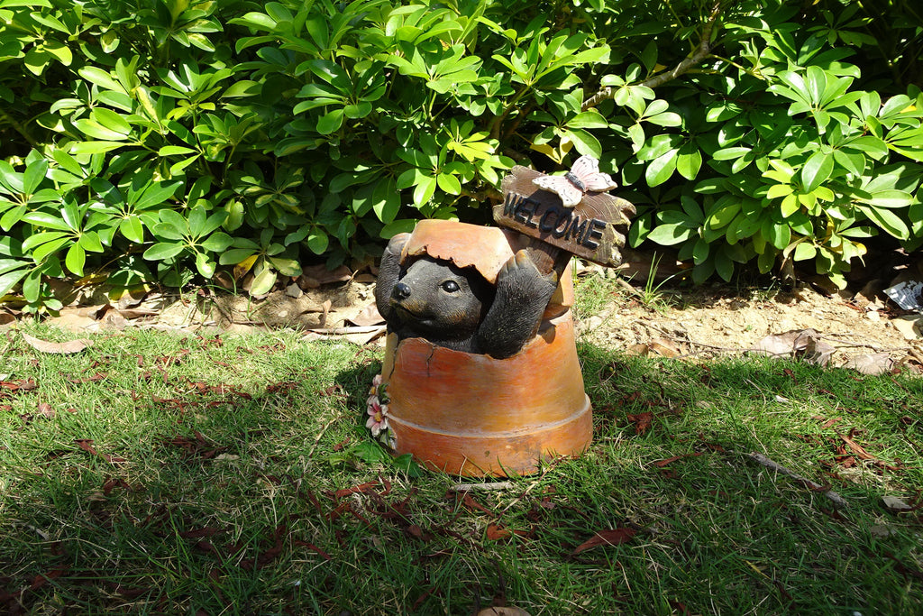 Garden Ornament Melvin The Mole