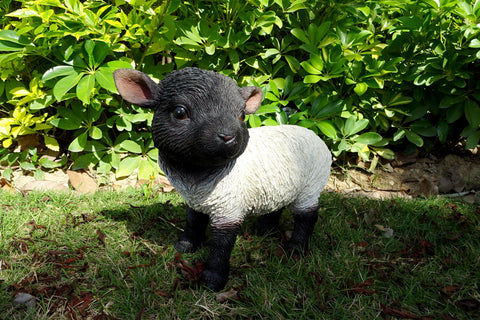 Garden Ornament Lucy The Standing Lamb