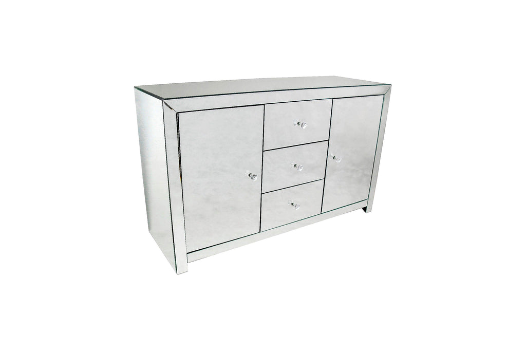 Venetian Mirrored Sideboard