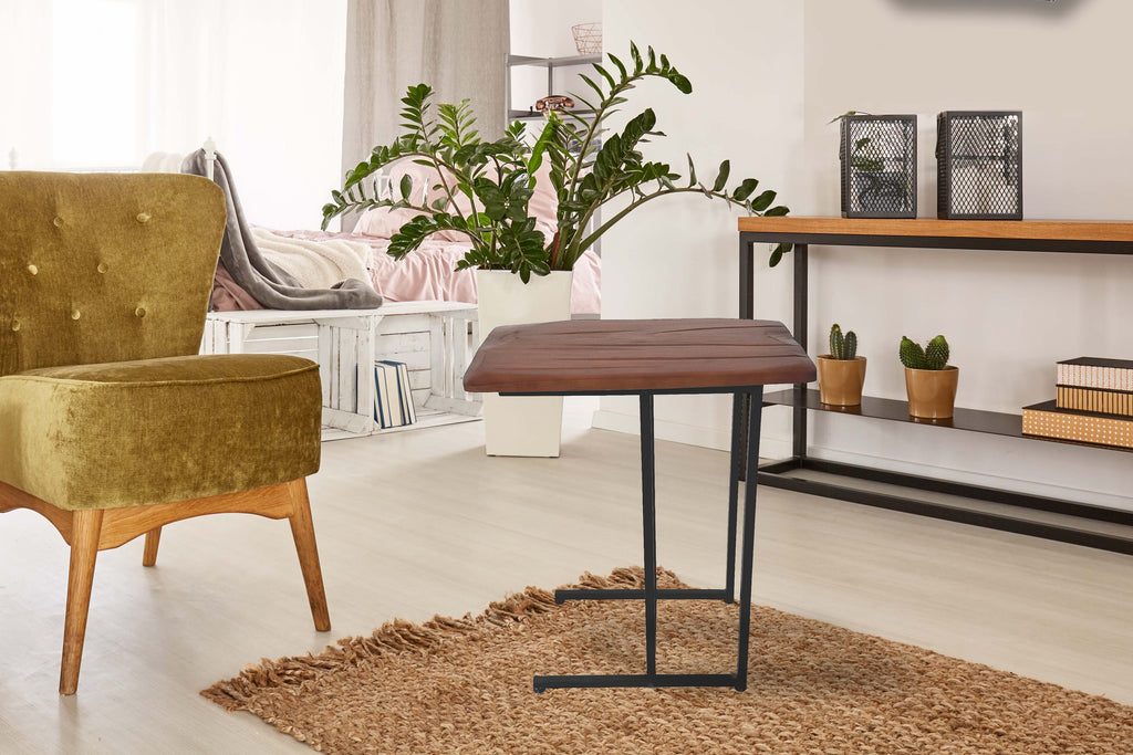 Scandi Fusion Sofa Side Table