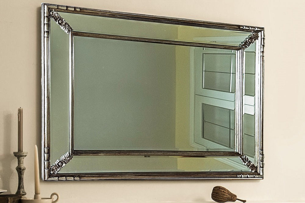 Simplicity Bevelled Rectangular Mirror