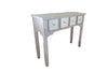 Lila Mirrored Console Table