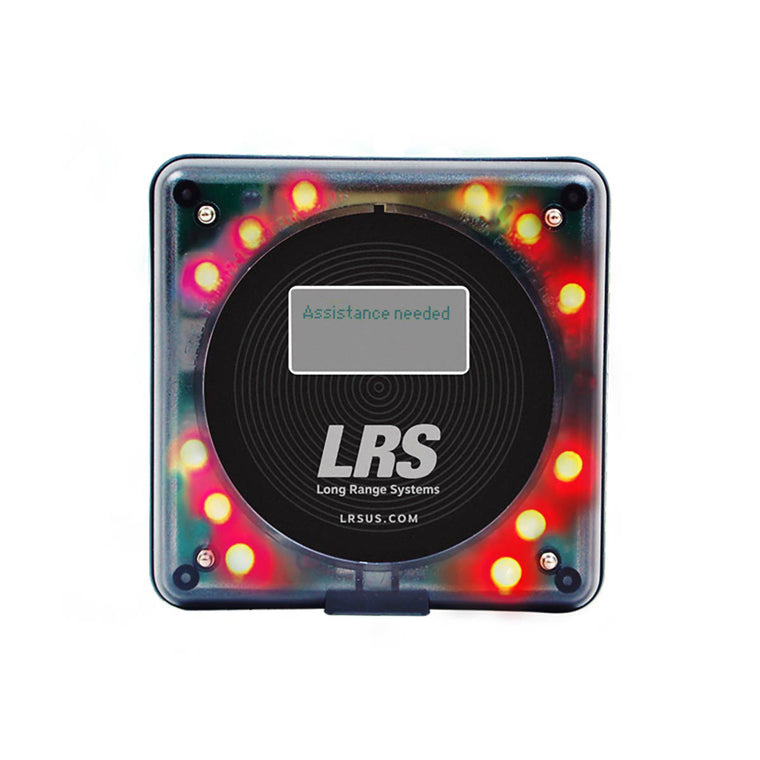 LRS Alpha Guest Pager