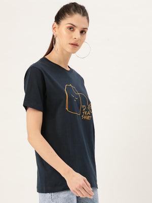 Its a tea shirt T-Shirt - YOLOCLAN