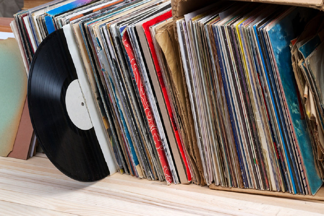 8 Classic Vinyl Records You Should Own
