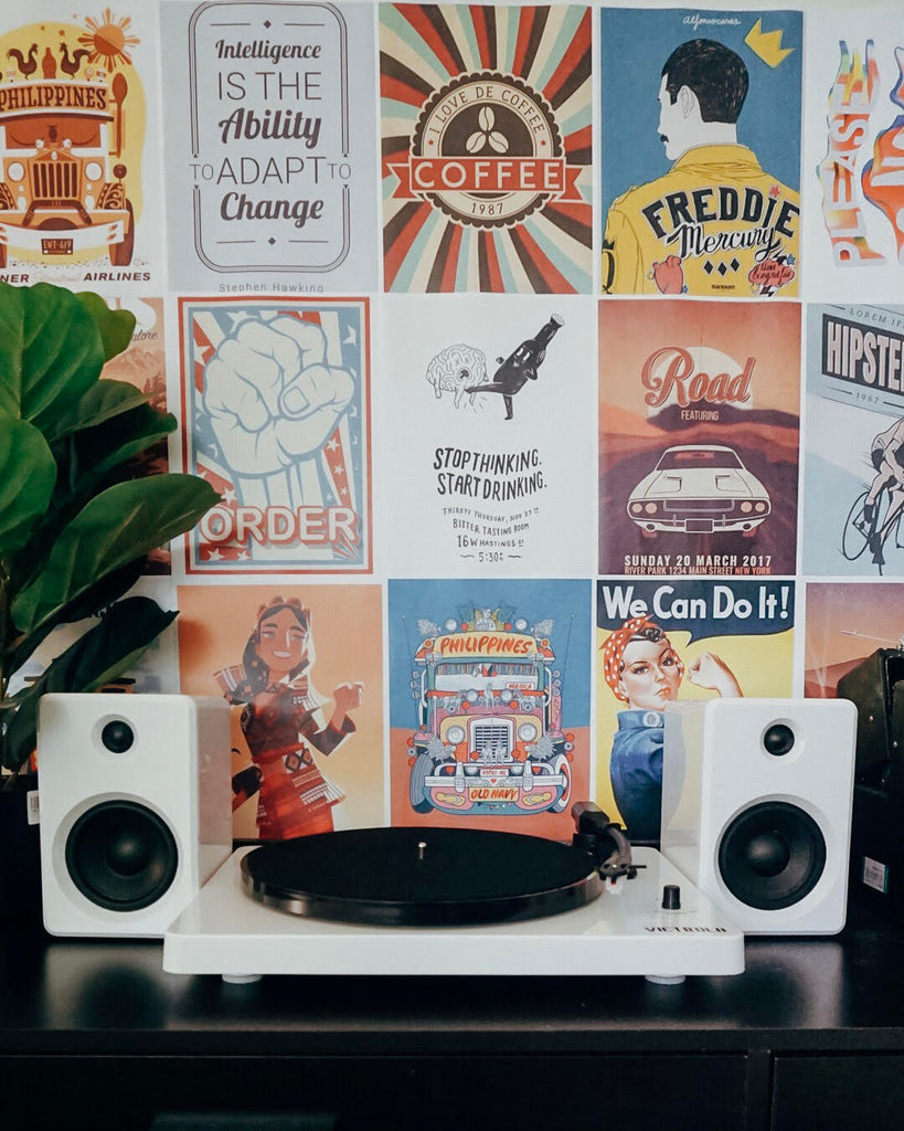 What are the Benefits of a Bluetooth Record Player?