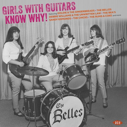 Various Artists: Girls With Guitars Know Why / Various