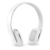 Image of Innovative Technology Rechargeable Wireless Bluetooth Headphones, White