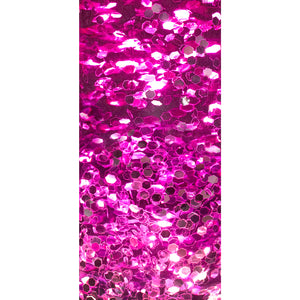 Innovative Technology Retro Glitter Lamp with Bluetooth Speaker, Pink Alt 1
