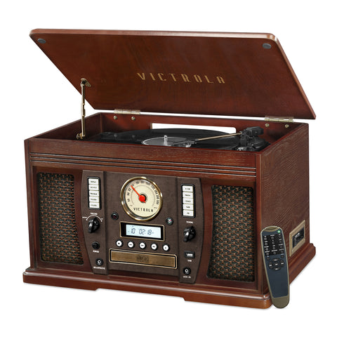 Victrola Aviator 8-in-1 Bluetooth turntable