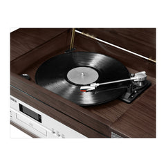 Victrola Jackson 7-in-1 Music Center, Espresso