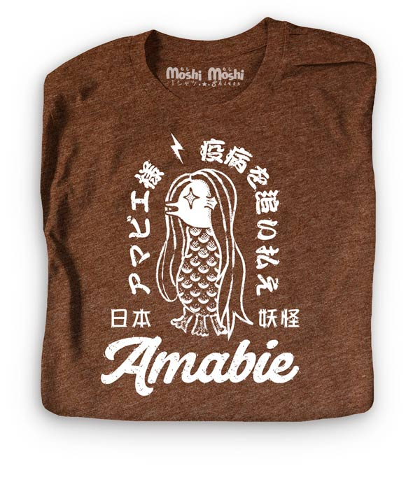 amabie-shirt-yokai-japanese-shirt