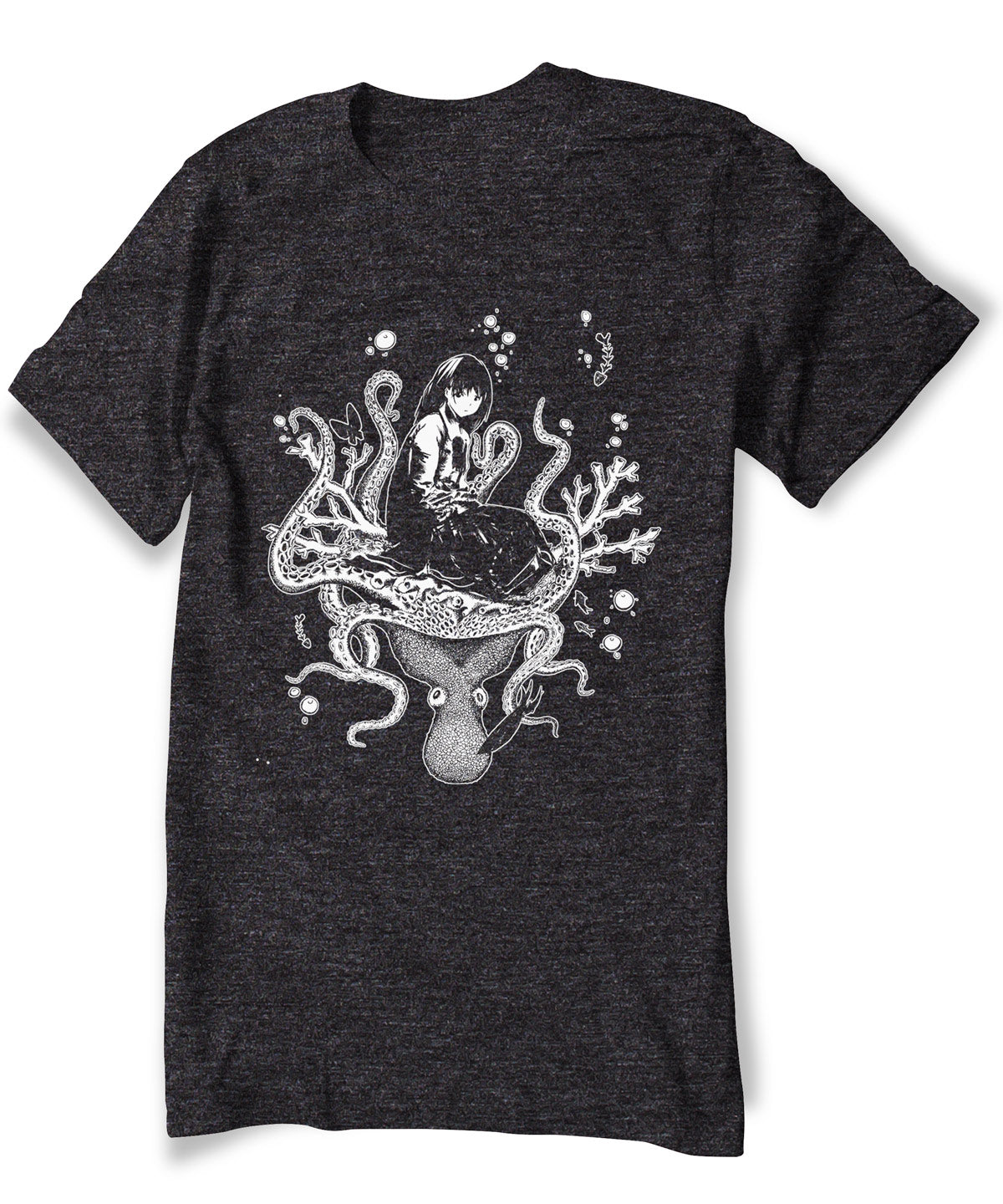 Anime octo Girl T-Shirt