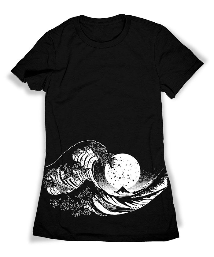 Japan Great Wave Shirt
