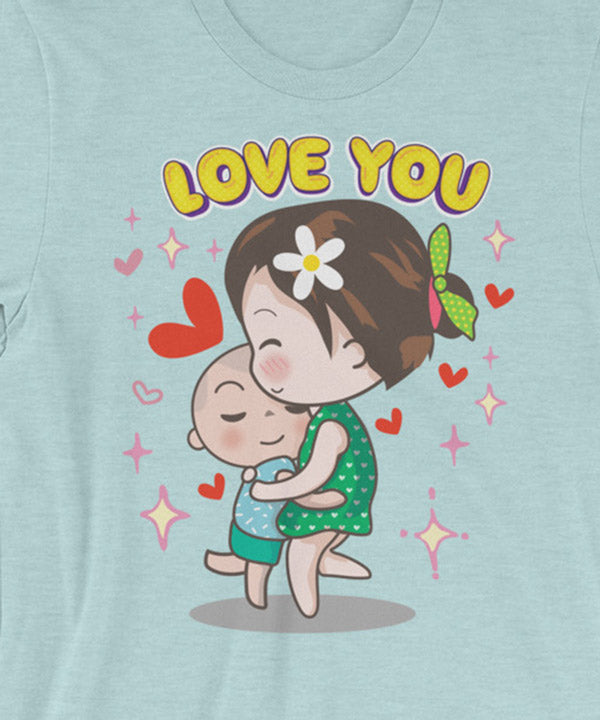 I love you anime T-Shirt