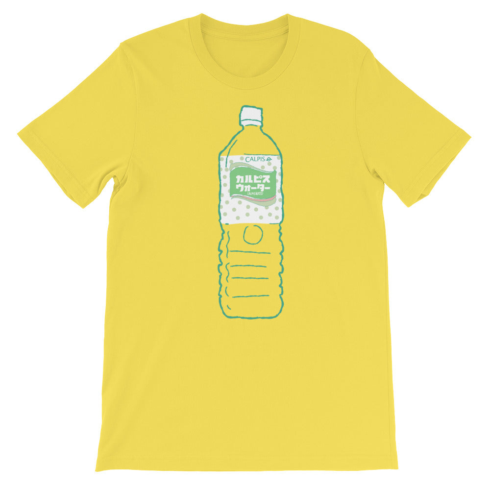 Calpis Soda Bottle T-Shirt