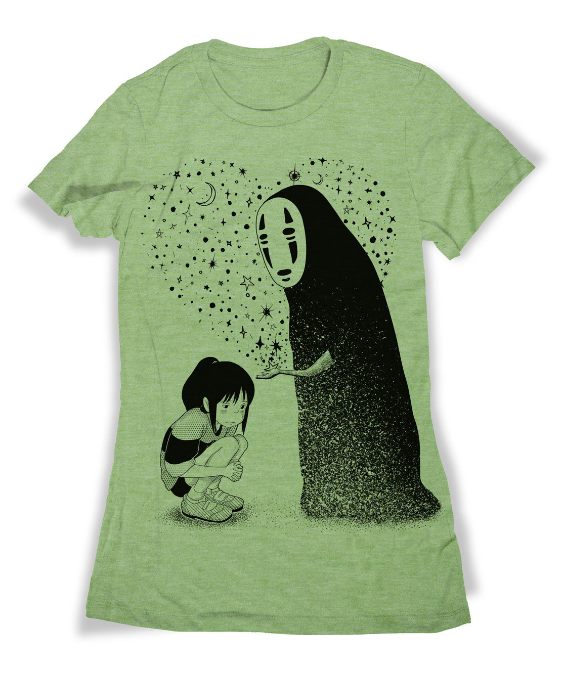 No Face T-Shirt