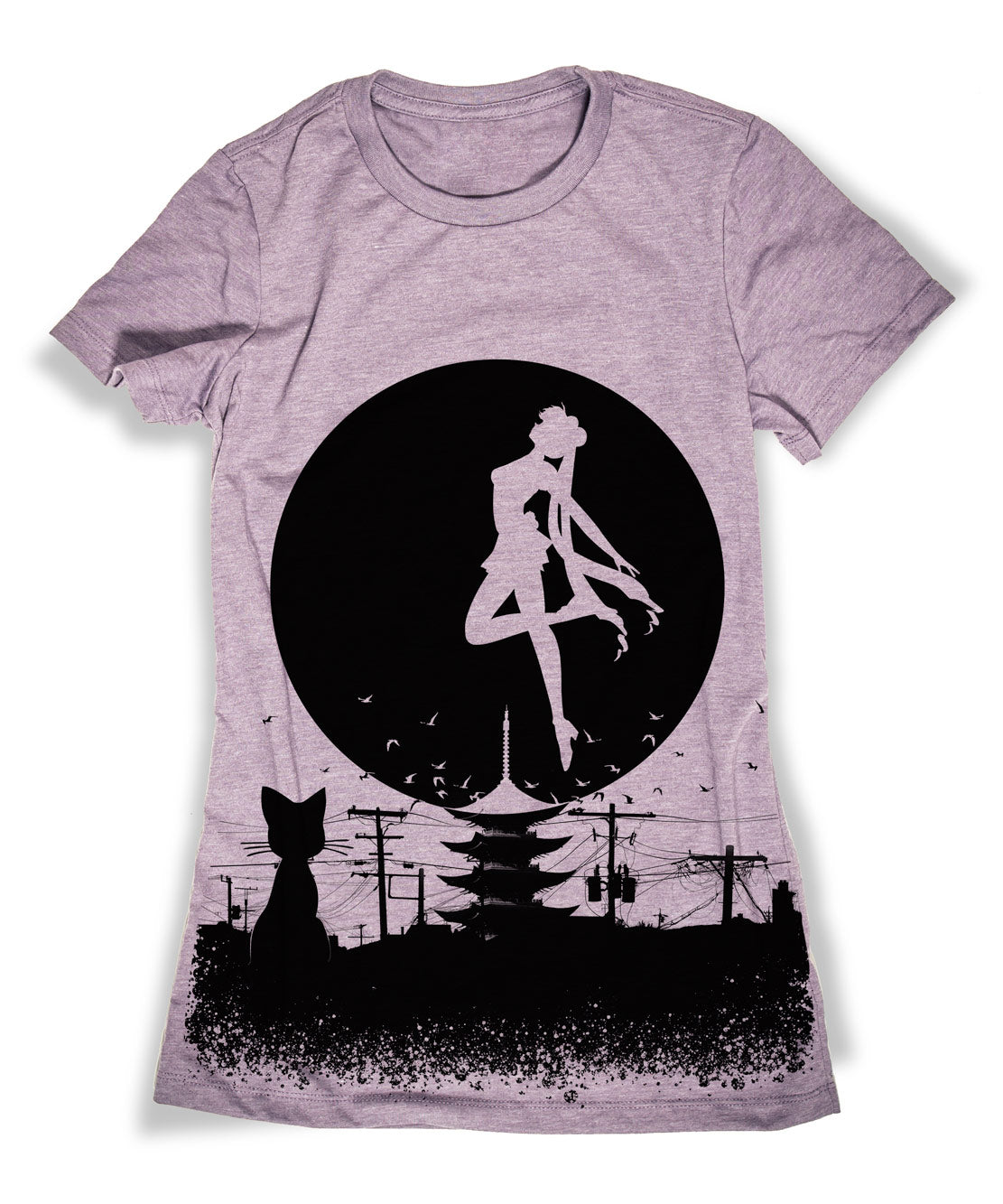 Luna Sailor Moon T-Shirt