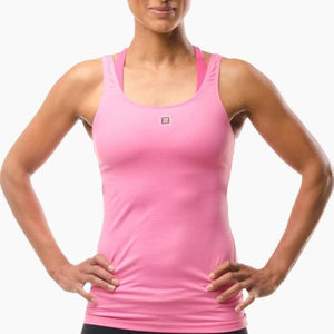 Performance Sportswear pink vest great for running yoga pilates and the gym