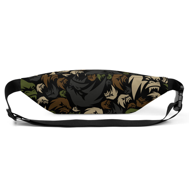 APER Military Camo Fanny Pack
