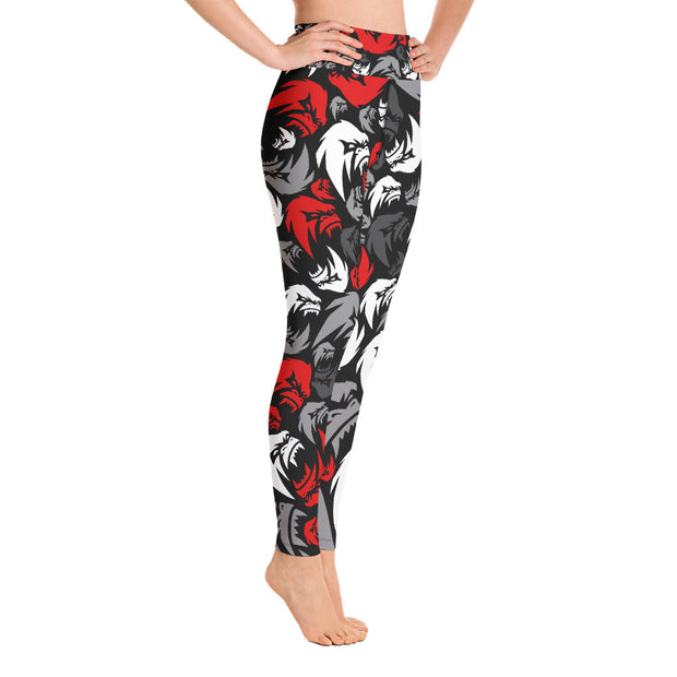 APER Urban Camo Leggings