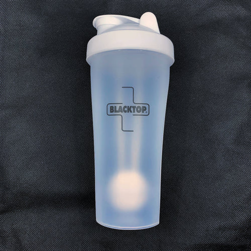 Blacktop Plus Shaker Bottle