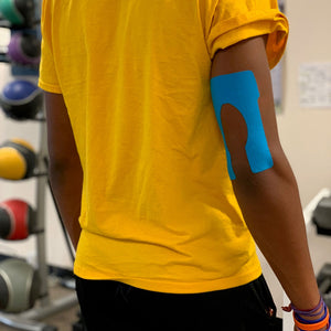 kinesiology tape elbow