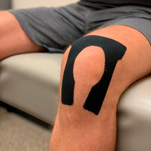Load image into Gallery viewer, kinesio taping knee