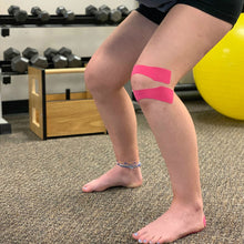 Load image into Gallery viewer, kinesio tape knee