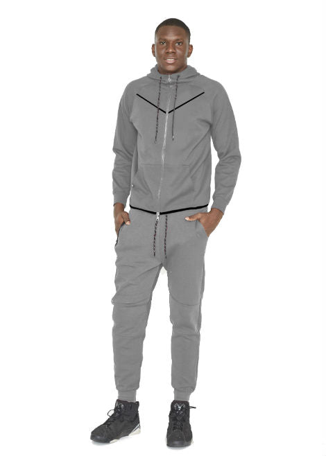 Tech Fleece Top & Bottom Set